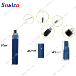 Rechargeable Dry Herb Electronic Cigar Ago G5 with LCD Screen Battery