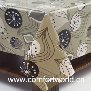 PVC Tablecloth (SHPV01765) pictures & photos