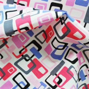 Printed Dobby Fabric