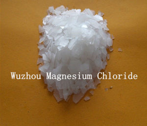 Hexahydrate Magnesium Chloride in Flake