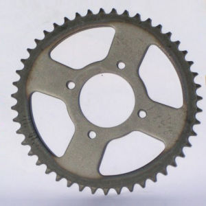Motorcycle Sprocket/Teeth Color Black pictures & photos