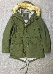Adult Fashion Leisure Outdoor Winter Coat for Mens pictures & photos