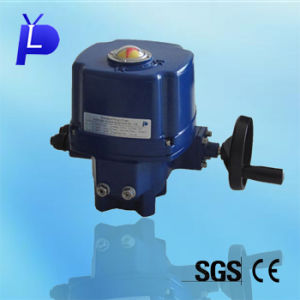 Modulating Type Electric Actuator for Ball Valves (QH3)