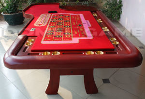 Casino American Roulette Table (DBT4A18A) pictures & photos