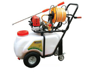Garden Cart Sprayer, Skid Mount Sprayer, Cart Sprayer, Tank Sprayer, High Tree Sprayer, 30L/50L/60L pictures & photos