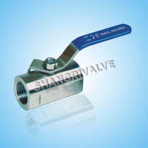 Stainless Steel Threaded Ball Valve (Q11F)