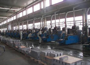 Automatic Grid Casting Machine pictures & photos