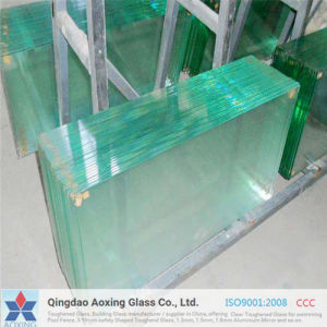 4.38mm-52mm Clear/Milk White/Grey/Bronze Laminated Glass with Certificate pictures & photos