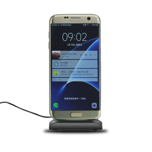 Universal Qi Wireless Fast Charger for iPhone Samsung LG HTC pictures & photos