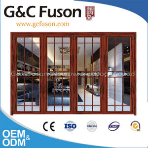Aluminium Sliding Door with Mosquito Net (2 / 3/ 4 tracks) pictures & photos