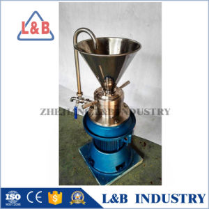 Food Grade Stainless Steel Colloid Mill pictures & photos