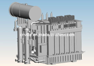 Ferroalloy Furnace Transformer/ Eaf Transformer Steel Plant Power Distribution pictures & photos