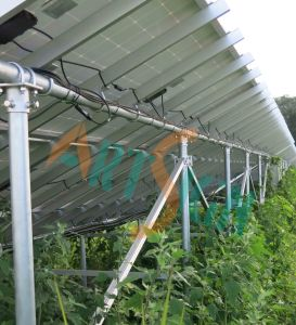 Solar Ub Ground Mounting System, Solar PV System pictures & photos