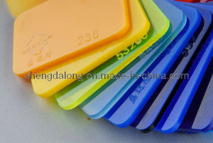 Imported Cast Acrylic Board PMMA Sheet pictures & photos