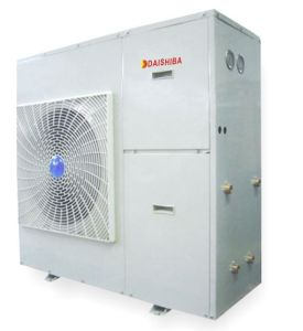 Multifunctional Heating, Cooling and Hot Water Monobloc Heat Pump with Ce, RoHS Certificate