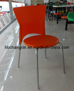 High Quality New Modern Design Cheaper Plastic Chair pictures & photos