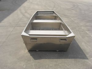 2014 New Product -Aluminum Boat pictures & photos