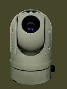 HD Laser Assisted 1km PTZ HD1080p@30fps Camera with Thermal Image and Laser pictures & photos