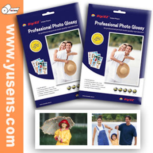 260GSM Premium Waterproof RC Silky Photo Paper pictures & photos