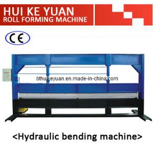 Botou Hydraulic Metal Bending Machine, Steel Sheet Bending Machine, Iron Plate Bending Machine pictures & photos