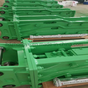 Top Type Rock Breaker Spare Part Bracket Frame pictures & photos