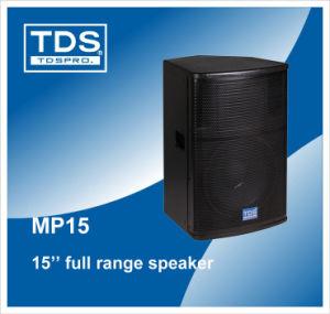 Loudspeaker Audio (MP15) pictures & photos