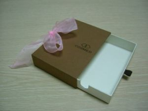 chocolate gift paper box