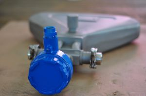 Pmo Approved Coriolis Mass Flowmeter pictures & photos