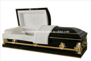 20 Ga Ameican Style Metal Casket pictures & photos