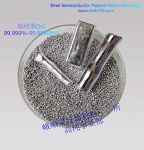 High Purity Indium (In)