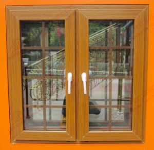 China Manufacturer of UPVC Casement Window (BHP-CW18) pictures & photos