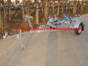 4.5m Boat Trailer with Roller System pictures & photos