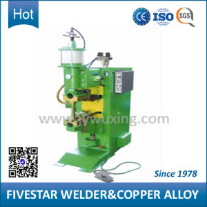 304 Stainless Steel Sheet Projection Spot Welding Machine pictures & photos