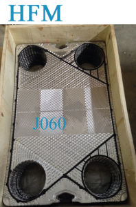Apv Plate with Gasket J060