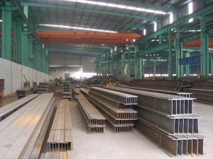 Welded H Beam pictures & photos
