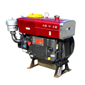 18HP Water Cooled Single Cylinder Diesel Engine (ZS1105A)