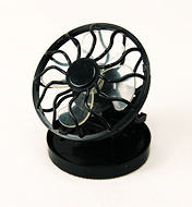 Clip on Hat Cap Mini Portable Solar Fan Sun Energy Power Panel Cell Cooling Fan Fishing Camping Hiking Outdoor pictures & photos