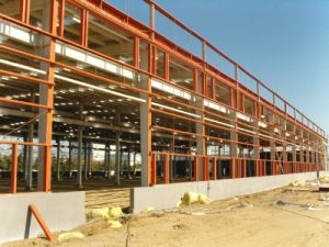 Steel Frame/Steel Structure Workshop (SSW-499) pictures & photos