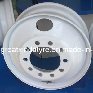 High Quality Truck Steel Wheel 24.5x8.25 pictures & photos