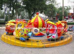Attraction Cartoon Car Amusement Kids Rides for Sale