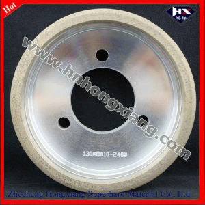 High Quality Metal Bond Diamond Grinding Wheel Sharpening Wheel pictures & photos