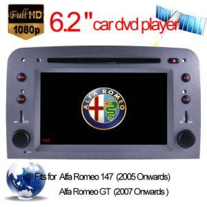Special Car DVD Player for Alfa Romeo 147/ Alfa Romeo Gt GPS Navigation (HL-8805GB) pictures & photos