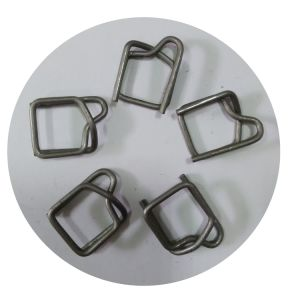 Automaitc Hydraulic Metal Strapping Buckle Making Machine pictures & photos