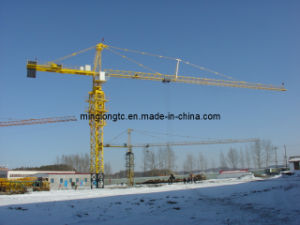 Topkit Tower Crane Qtz50 (TC5010) +CE+ISO9001 pictures & photos