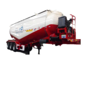 ISO CCC Approved 3 Axles 60cbm Cement Bulk Trailer
