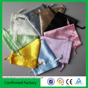 Satin Fabric Bag (directly from factory)
