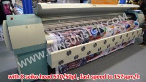 Infiniti Fy3278n 3.2m Large Format Solvent Printer with 8 Spt 510/50pl Heads 157sqm/Hour pictures & photos