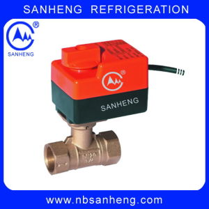 Brass Ball Valve for Air Conditioner and Water System pictures & photos