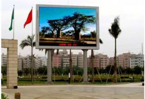 LED Display (Outdoor 20mm Pitch Full Color)