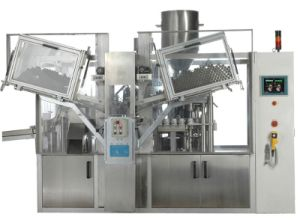 Automatic Toothpaste Filling / Sealing Machine (GZ05) pictures & photos